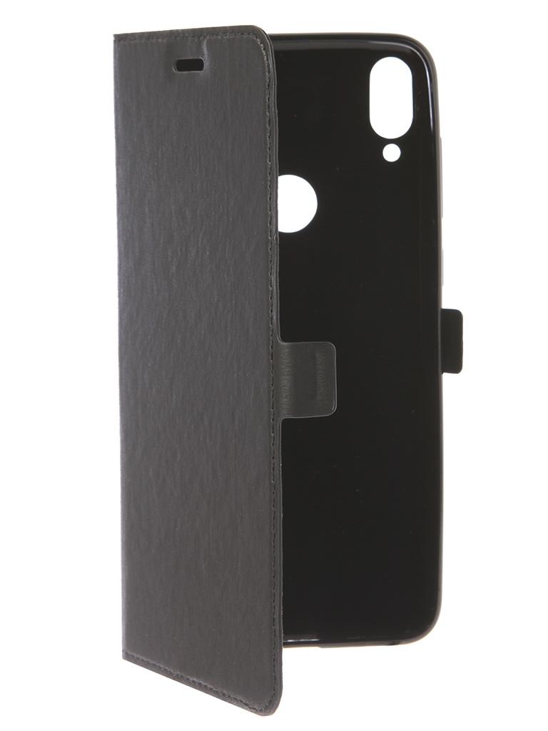 аксессуар чехол zibelino для asus zenfone max pro m1 zb602kl book black zb asus zb602kl blk Аксессуар Чехол DF для Asus ZenFone Max Pro M1 ZB602KL/ZB601KL aFlip-17
