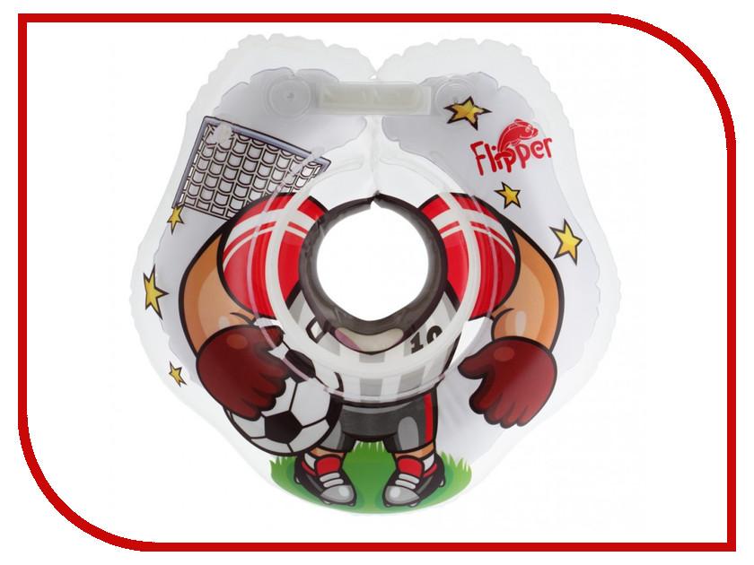Купить Надувной круг на шею для купания малышей Roxy-Kids Flipper FL010