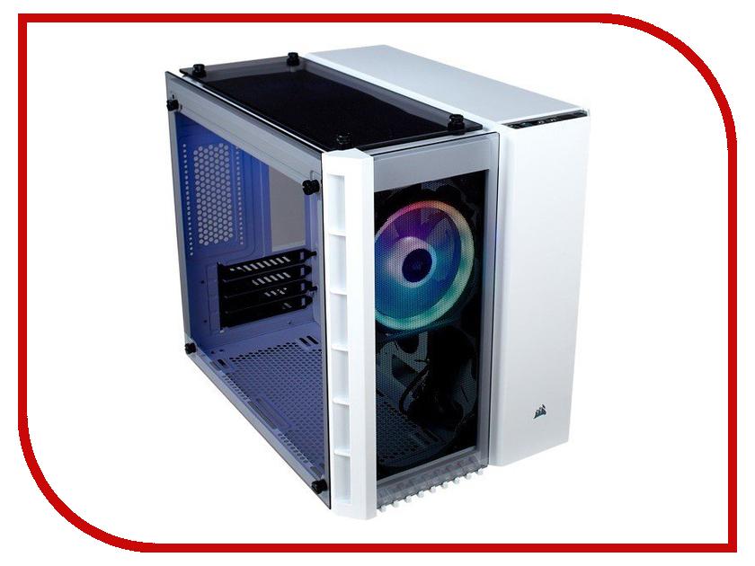 Купить Корпус Corsair Crystal Series 280X RGB TG White CC-9011137-WW