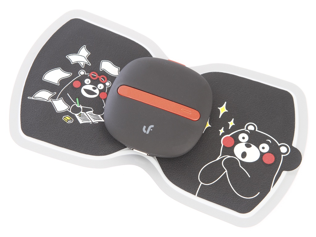 массажер xiaomi lefan mini green Массажер Xiaomi LeFan Magic Touch Cool Black