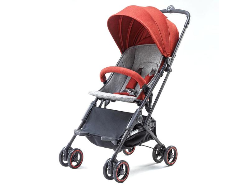 велоперчатки polednik baby р 5 red pol baby 5 red Коляска Xiaomi Light Baby Folding Stroller Red