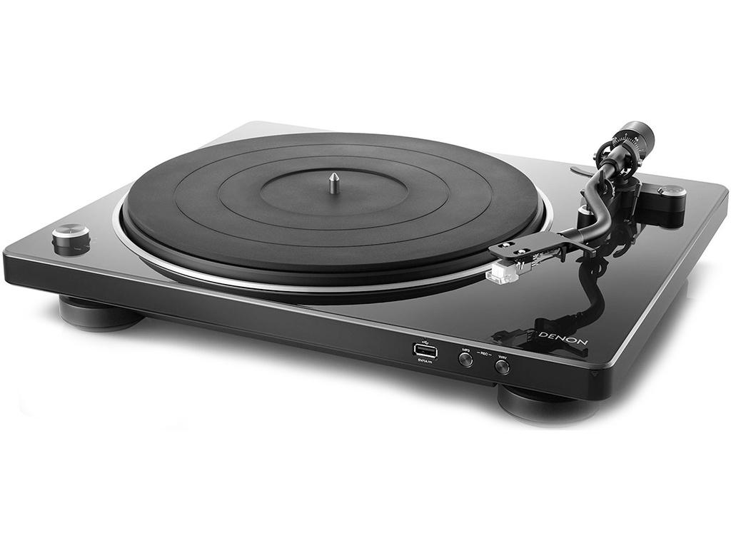 св 73 Проигрыватель виниловых дисков Denon DP-450USB