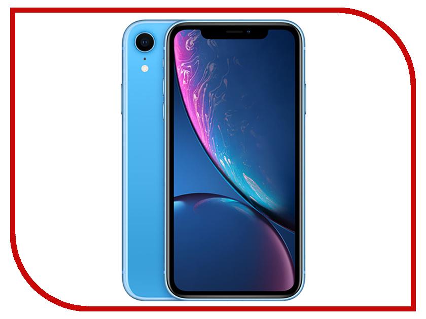 Купить Сотовый телефон APPLE iPhone XR - 128Gb Blue MRYH2RU/A