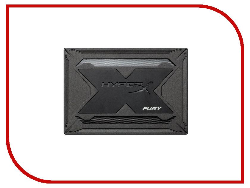 Купить Жесткий диск 240Gb - Kingston HyperX Fury RGB SHFR200/240G
