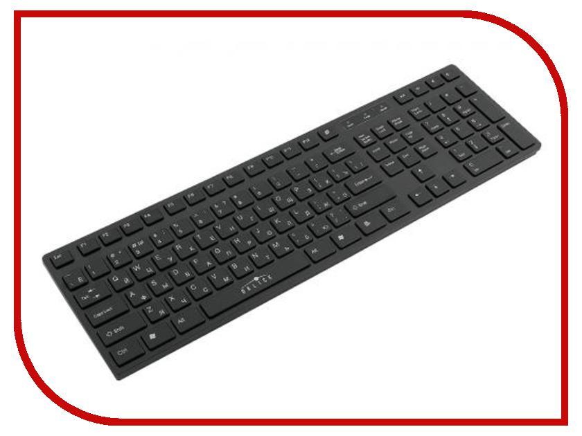 Купить Клавиатура Oklick 570 M Slim Black USB