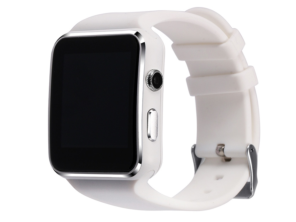 Умные часы X6 Умные часы ZDK X6 White