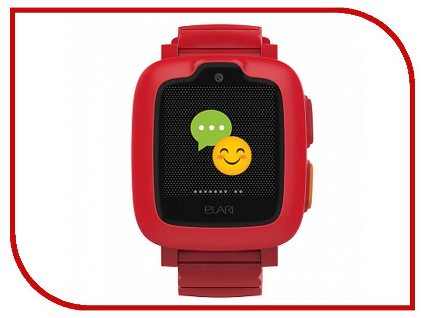 Купить Elari KidPhone 3G Red