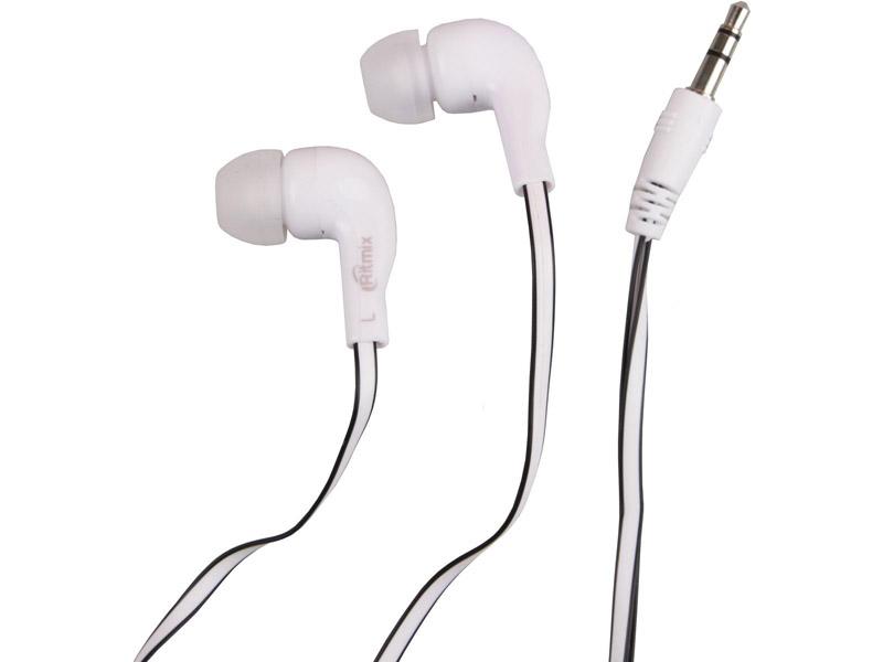Наушники Ritmix RH-004 White
