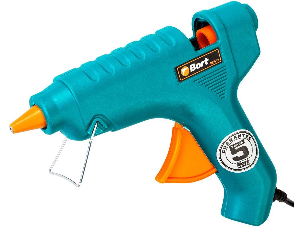 термоклеевой пистолет stayer profi 2 06801 60 11 z01 Термоклеевой пистолет Bort BEK-18