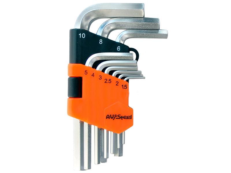 Набор ключей AV Steel AV-361109