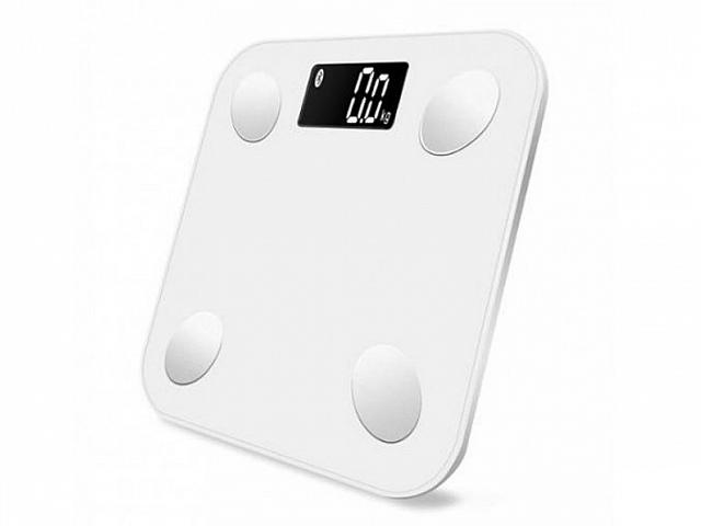 Весы напольные MGB Body fat Scale White MGB_F23_BW