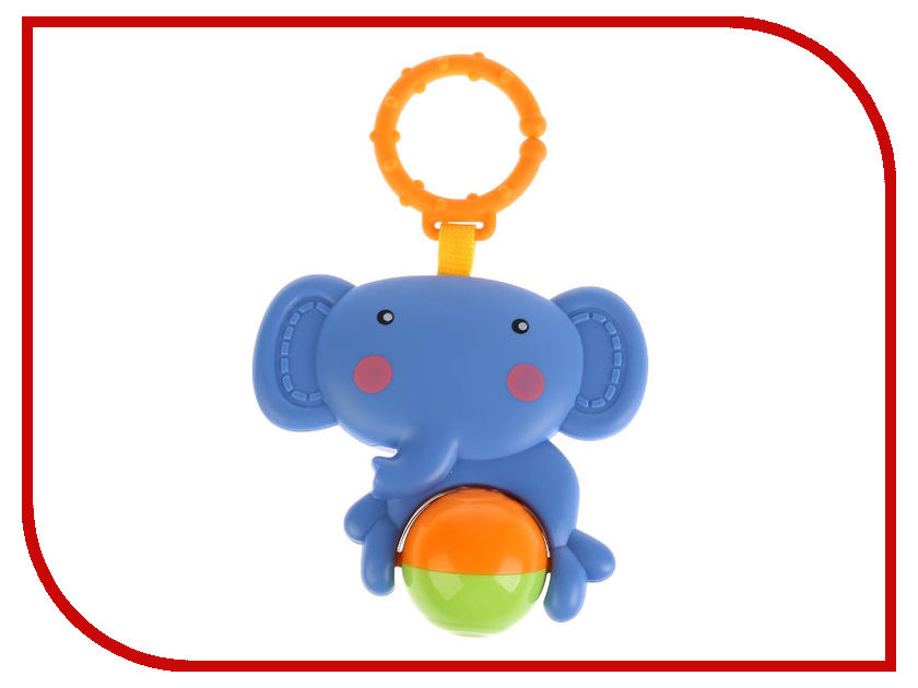 Купить Игрушка Умка Слоник с шаром KK2680-1-R, УМКА
