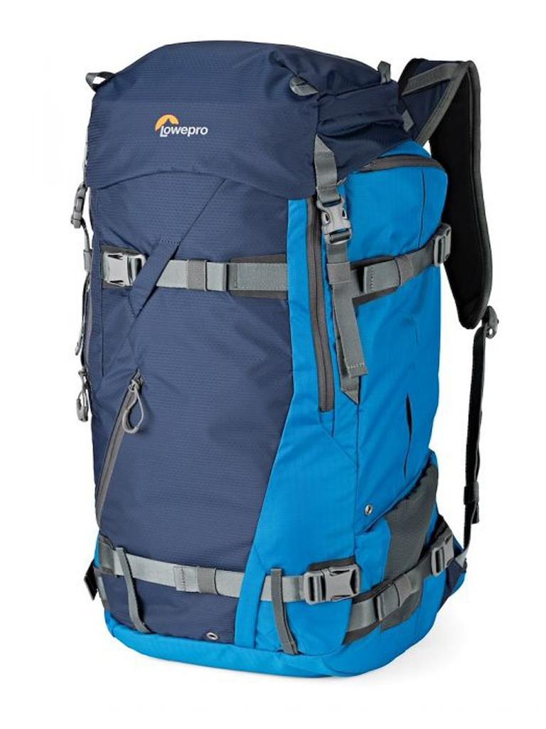 Фото - LowePro Powder BP 500 AW Dark Blue-Sky Blue LP37231-PWW рюкзак lowepro photosport bp 24l aw iii blue lp37344 pww