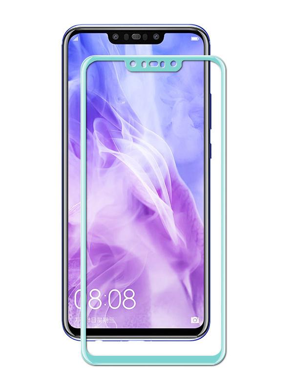 велоперчатки polednik f 3 р 10 l blue pol f 3 l blu Аксессуар Защитное стекло Zibelino для Huawei Nova 3 2018 TG Full Screen Blue ZTG-FS-HUA-NOV3-BLU