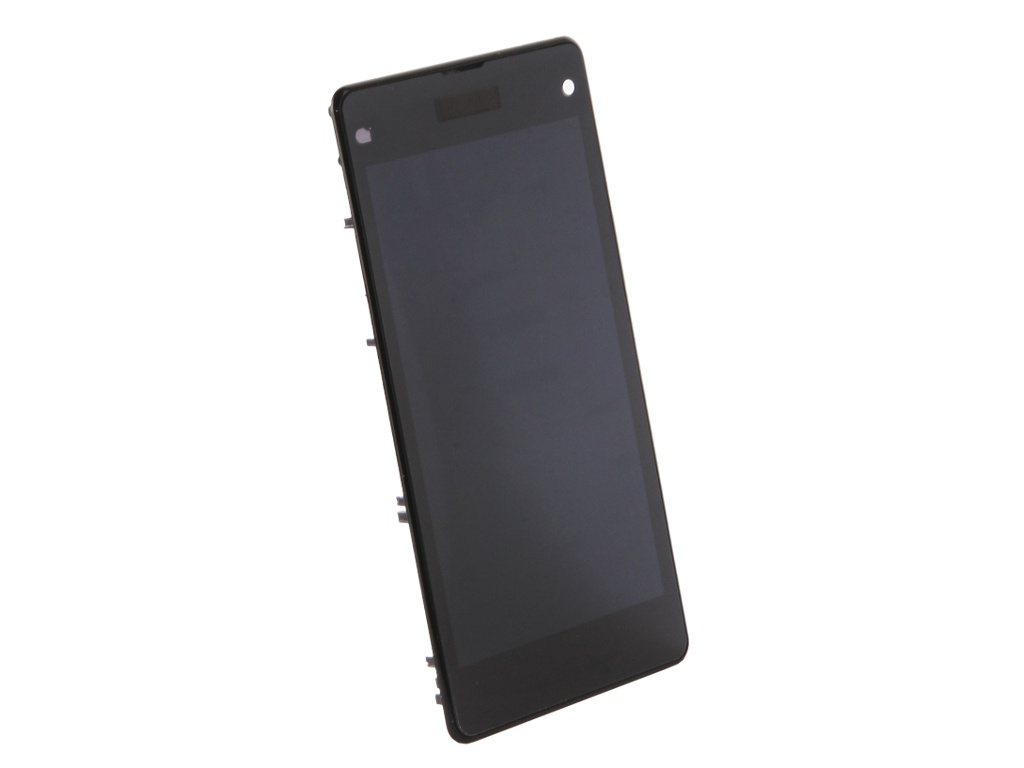 sony xperia tablet z 16gb sgp321 lte Дисплей RocknParts Zip для Sony Xperia Z1 Compact D5503 Black 480205