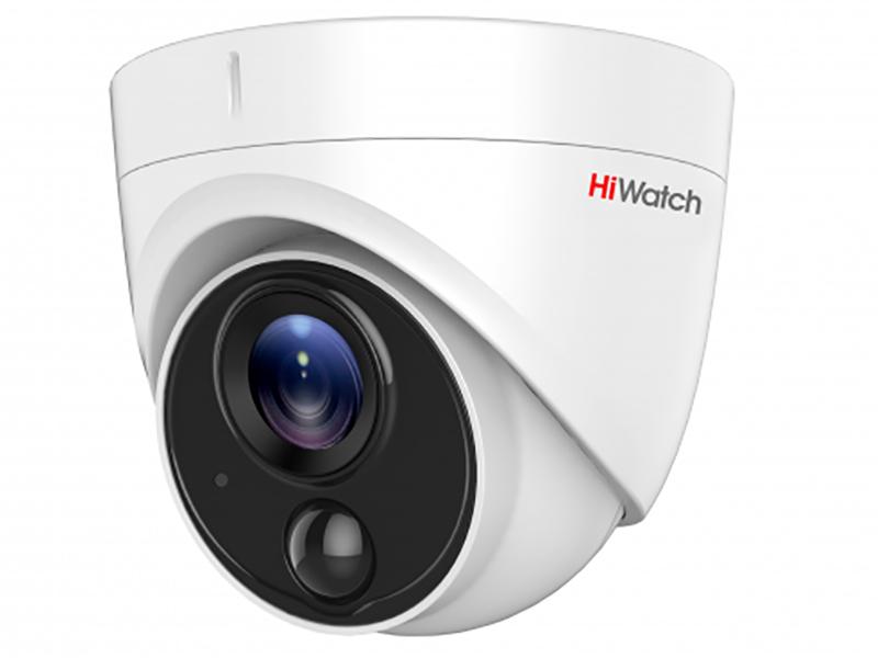 аналоговая камера hiwatch ds t251 2 8mm Аналоговая камера HiWatch DS-T213 2.8mm