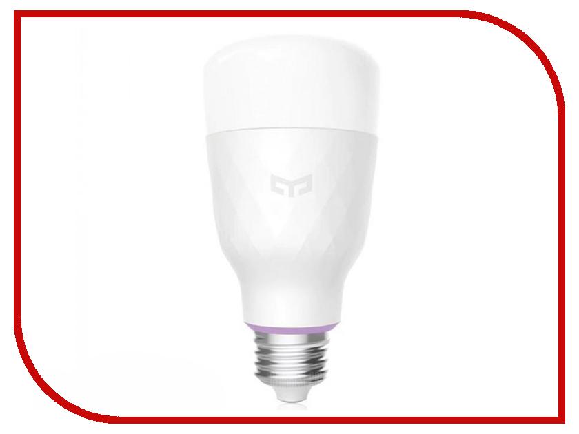 Купить Лампочка Xiaomi E27 50 10Вт 1700K, Smart Led Bulb Color