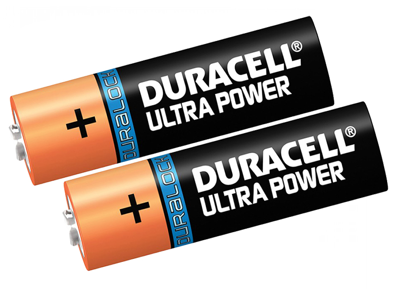 Батарейка AA - Duracell LR6 2BL Ultra Power (2 штуки)
