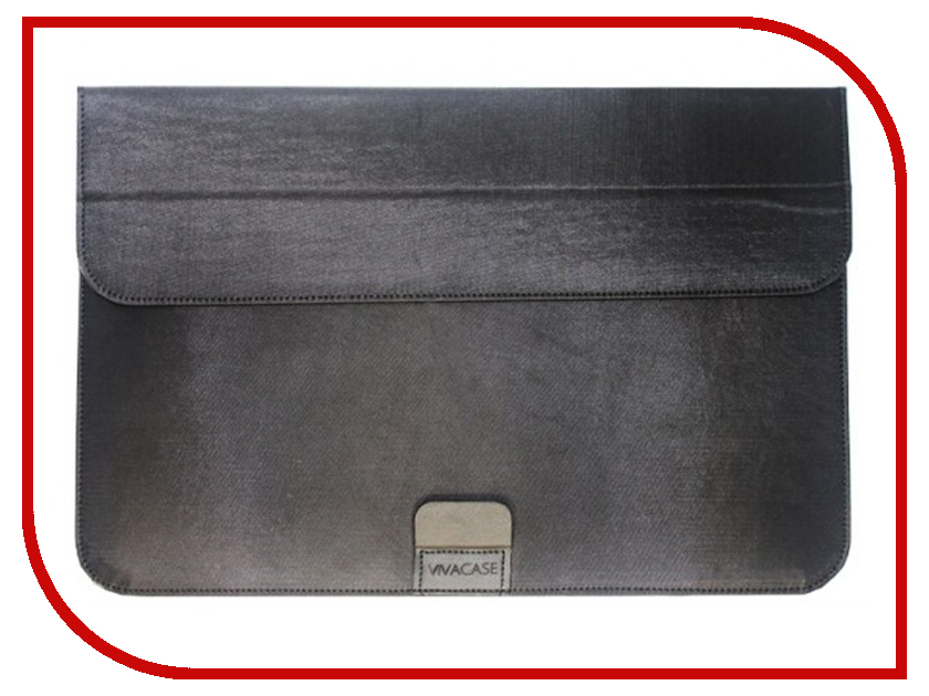 Купить Аксессуар Чехол-папка 15-16-inch Vivacase Business для MacBook Air Black VCN-FBS160-bl