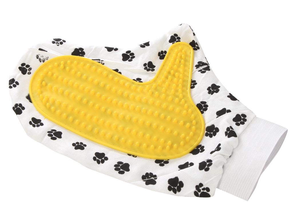 Расческа для животных Pet Fashion Варежка - пуходерка