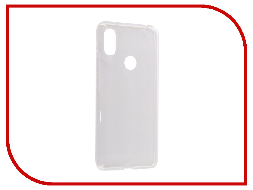 Купить Аксессуар Чехол CaseGuru для Xiaomi Redmi S2 Liquid 1mm 103451