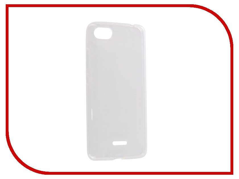 Купить Аксессуар Чехол для Xiaomi Redmi 6A CaseGuru Liquid 1mm 103682