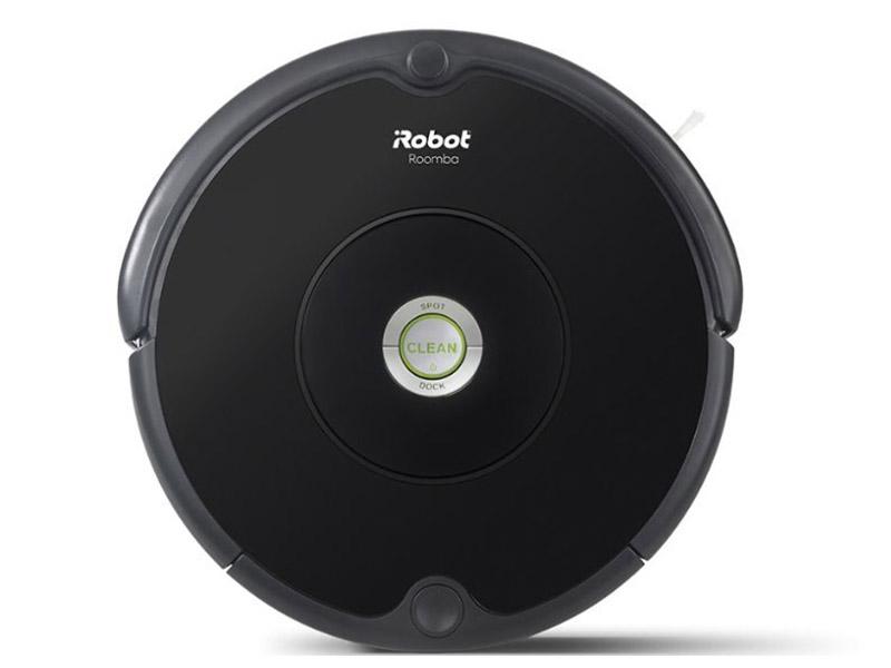 Купить Робот-пылесос iRobot Roomba 606 Black
