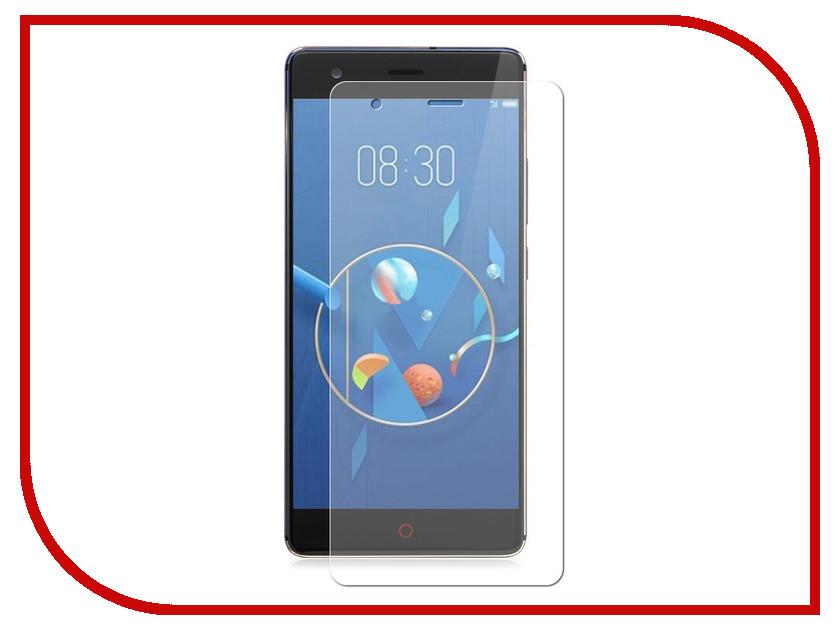 Купить Аксессуар Защитная пленка для ZTE Nubia Z17 Lite LuxCase Full Screen Transparent 88271