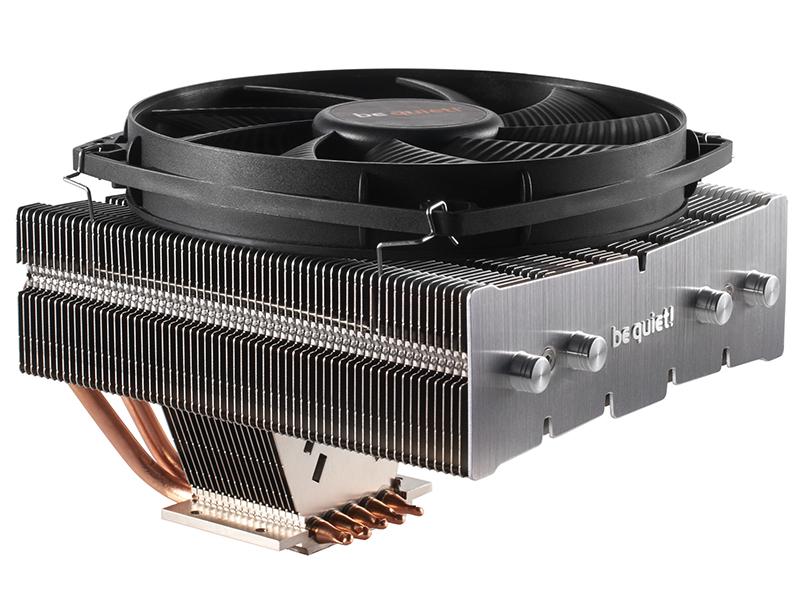 Купить Кулер Be Quiet Shadow Rock TF 2 BK003 (Intel LGA775/LGA1150/1151/1155/1156/LGA2066/LGA1356/AMD AM2/AM2+/AM3/AM3+/FM1/AM4/FM2/FM2+)