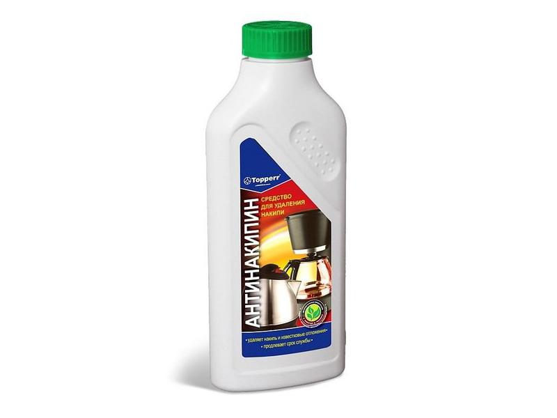 Купить Средство для удаления накипи в водонагревательных приборах Topperr 500ml 3032