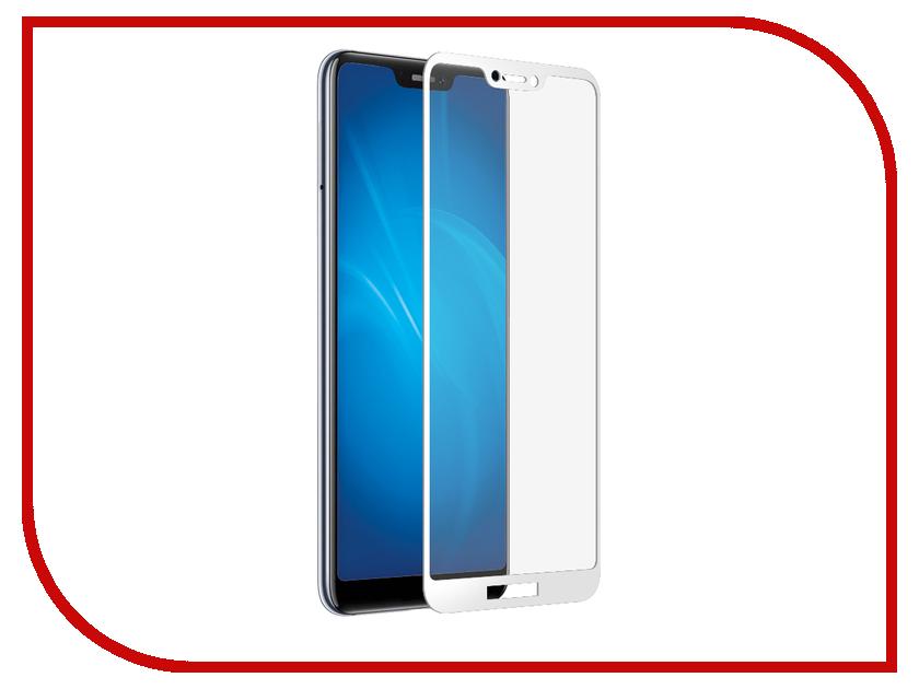 Купить Аксессуар Противоударное стекло для Honor Play Innovation 2D Full Glue Cover White 12667