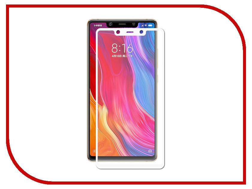 Купить Аксессуар Противоударное стекло Innovation для Xiaomi Mi 8 SE 2D Full Glue Cover White 12769