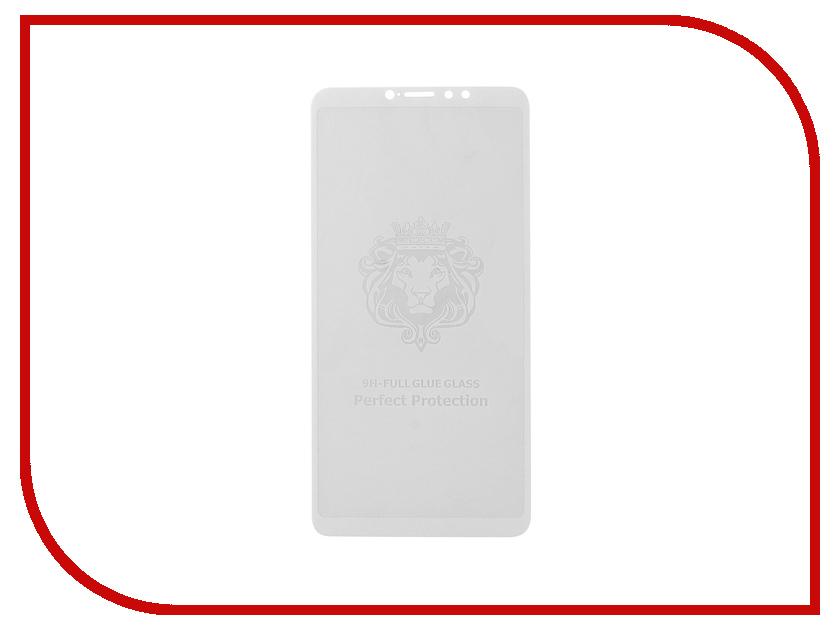 Купить Аксессуар Противоударное стекло Innovation для Xiaomi Mi Mix 3 Pro 2D Full Glue Cover White 12783