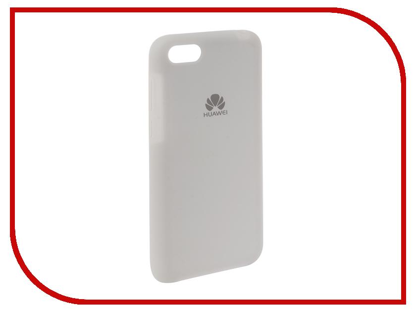 Купить Аксессуар Чехол для Huawei Y5 2018 Innovation Silicone White 12832