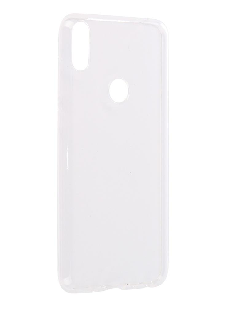 аксессуар чехол zibelino для asus zenfone max pro m1 zb602kl book black zb asus zb602kl blk Аксессуар Чехол Brosco для ASUS ZenFone Max Pro M1 ZB602KL Silicone Transparent AS-ZFMPM1-TPU-TRANSPARENT