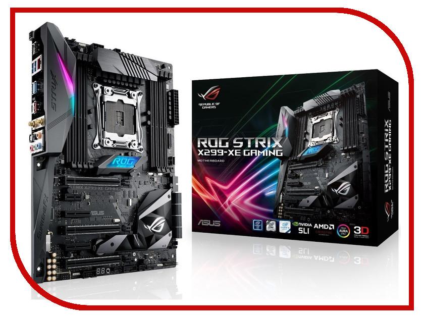 Купить Материнская плата ASUS ROG Strix X299-XE Gaming