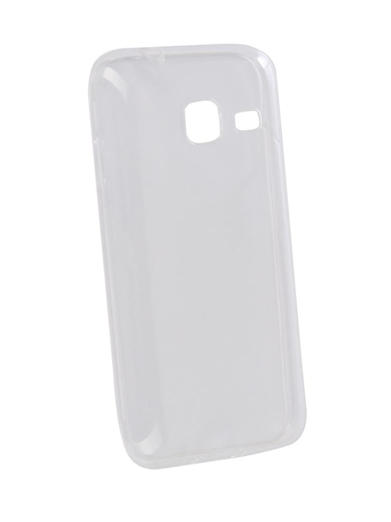 батарея для samsung galaxy s4 mini Аксессуар Чехол Pero для Samsung Galaxy J1 Mini Silicone Transparent PRSLC-J1MTR