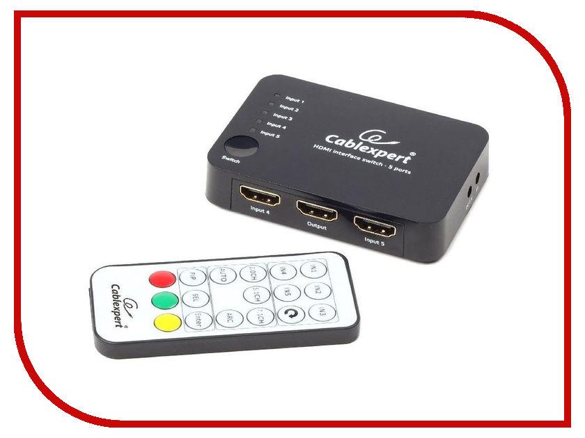 Купить Сплиттер Gembird Cablexpert HDMI HD19Fx5/19F DSW-HDMI-52