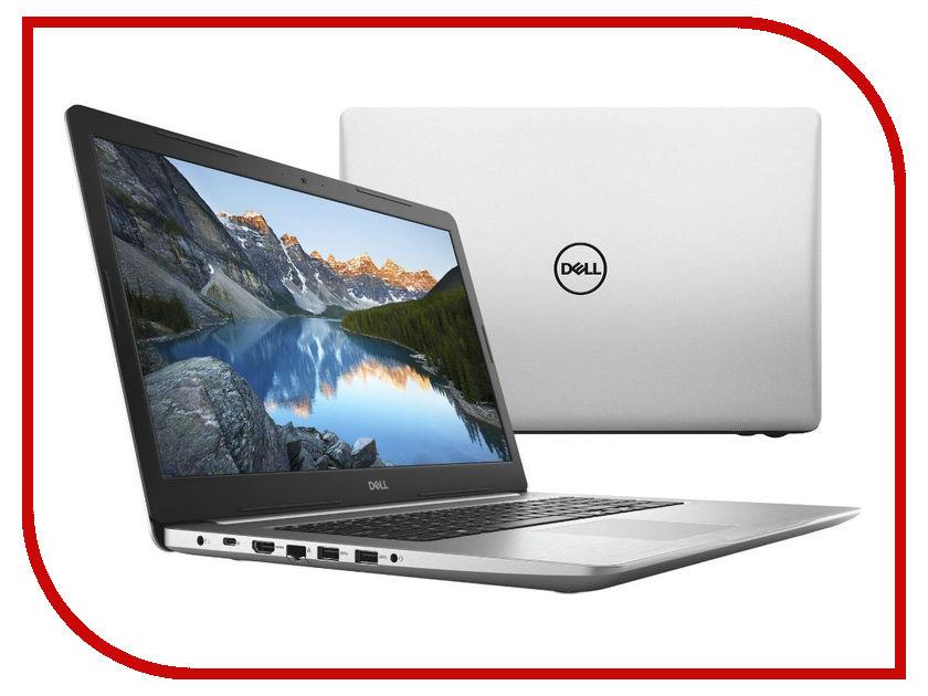 Купить Ноутбук Dell Inspiron 5770 5770-6939 Silver (Intel Core i3-7020U 2.3 GHz/4096Mb/1000Gb/DVD-RW/AMD Radeon 530 2048Mb/Wi-Fi/Cam/17.3/1920x1080/Windows 10 64-bit)