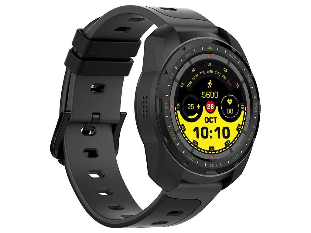 умные часы kingwear kw98 black Умные часы KingWear KW01 Black