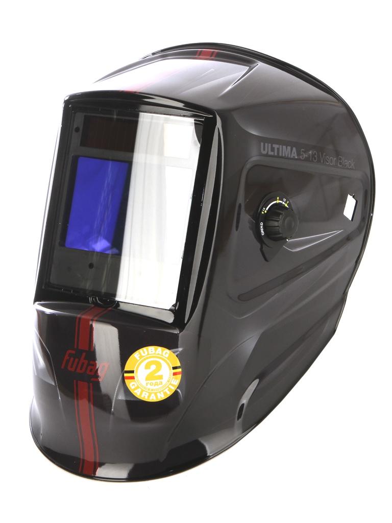 маска сварщика foxweld корунд прима Маска сварщика Fubag Ultima 5-13 Visor Black 38099