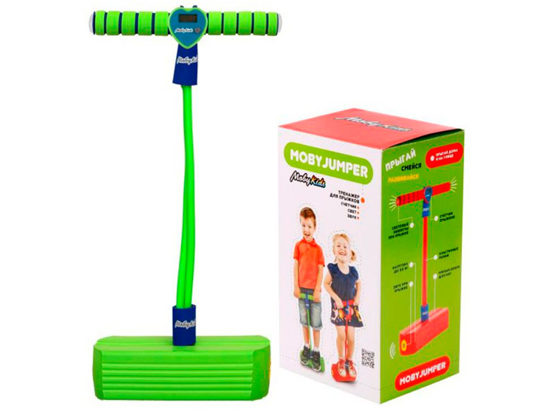 Moby Kids Moby-Jumper Green 68558