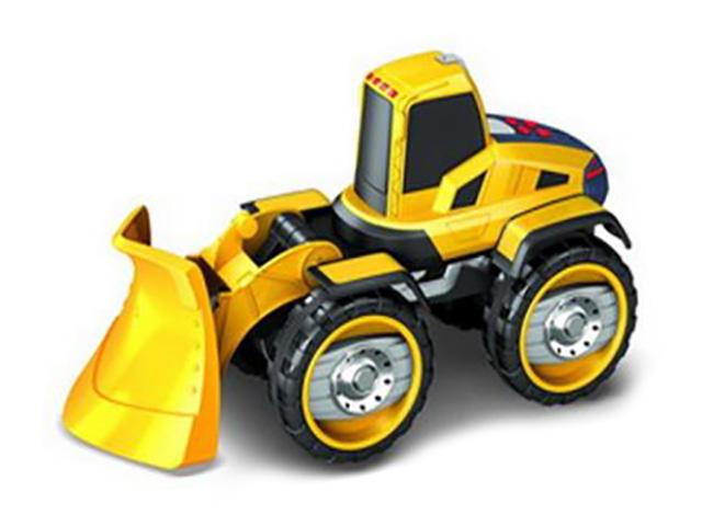 игрушка наша игрушка экскаватор снегоуборочный 6655 6 Игрушка Наша игрушка Экскаватор снегоуборочный 6655-6