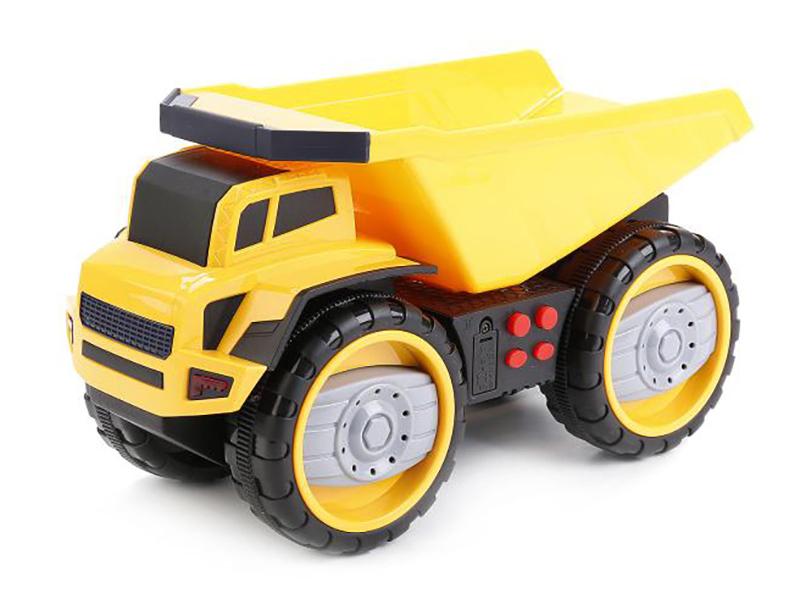 игрушка наша игрушка экскаватор снегоуборочный 6655 6 Игрушка Наша игрушка Самосвал 6655-1