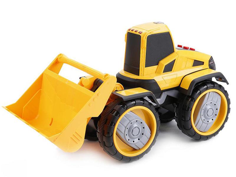 игрушка наша игрушка экскаватор снегоуборочный 6655 6 Игрушка Наша игрушка Бульдозер 6655-5