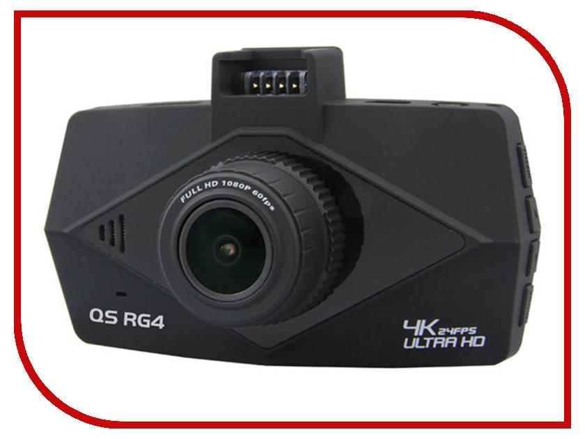 Купить Видеорегистратор QStar RG4 GPS, 10121