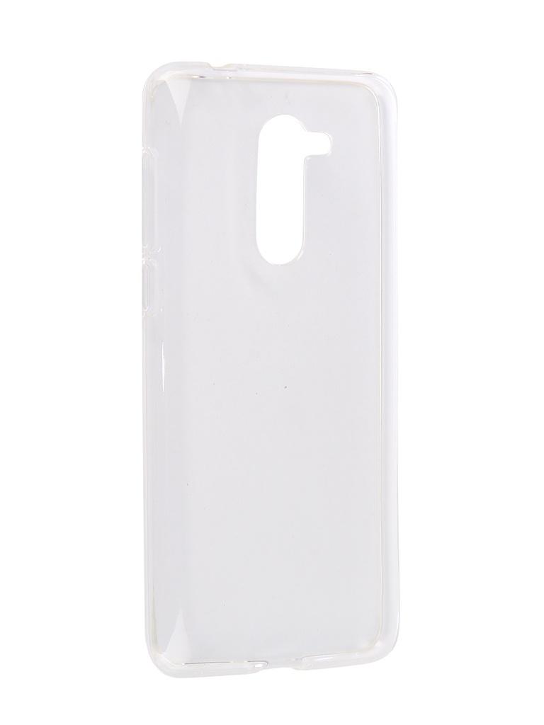 чехол alcatel pop 4 plus 5056d Аксессуар Чехол для Alcatel 3X 5058I iBox Crystal Silicone Transparent УТ000016243