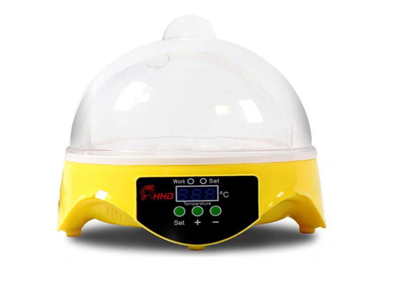 Инкубатор Egg Incubator HHD EW9-7 (7 яиц, ручной поворот)