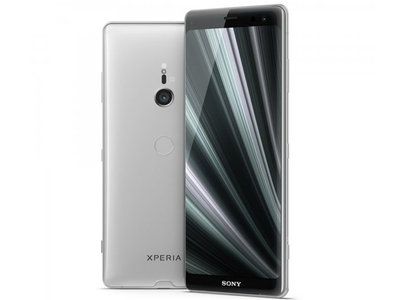 sony xperia tablet z 16gb sgp321 lte Сотовый телефон Sony Xperia XZ3 4/64GB White Silver