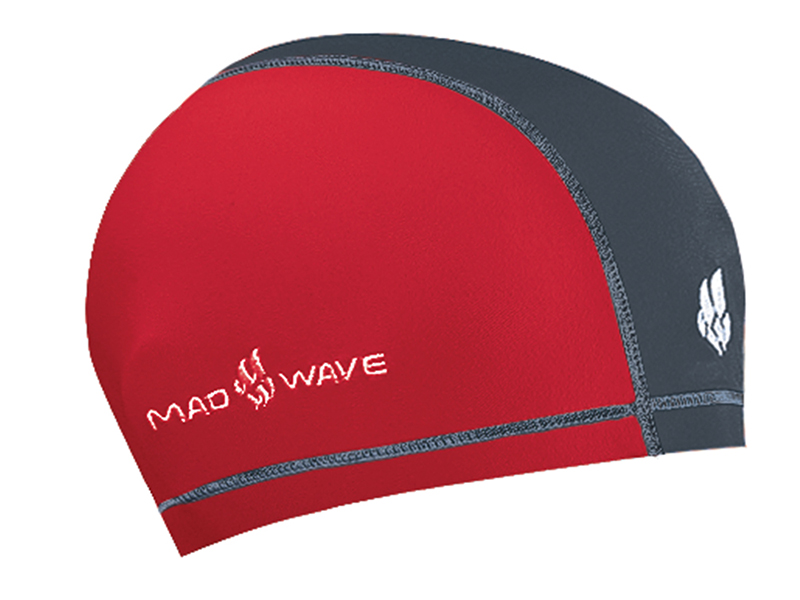шейкер mad wave shaker 400ml pink m1390 03 0 21w Шапочка Mad Wave Duotone Red-Grey M0527 02 0 05W